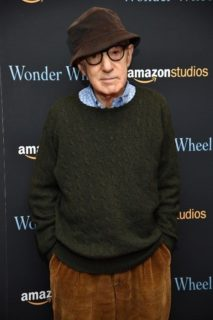 WOODY ALLEN AMAZON'A KARŞI