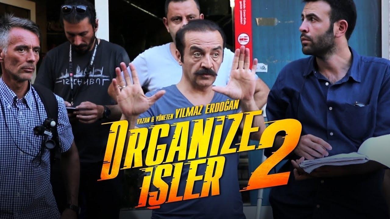 """ORGANİZE İŞLER 2 NETFLiX""""DE"""