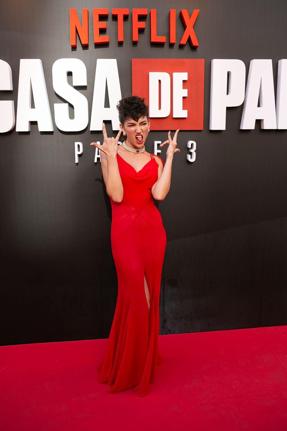 La Casa De Papel 3. Sezon Galası Yapıldı