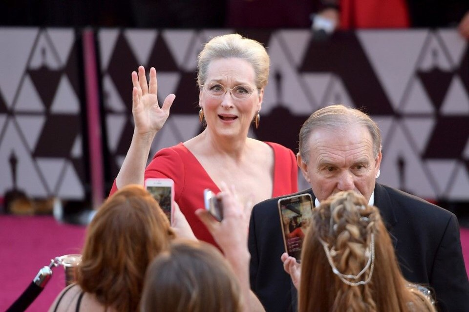 "Kara Kutu""yu Meryl Streep Açtı"