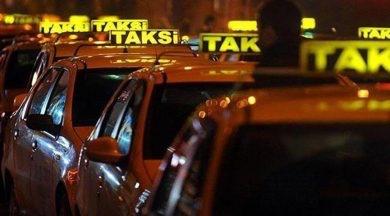İstanbul'da Taksiye Zam