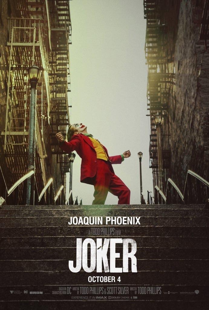 Joker 4 Ekim'de Geliyor
