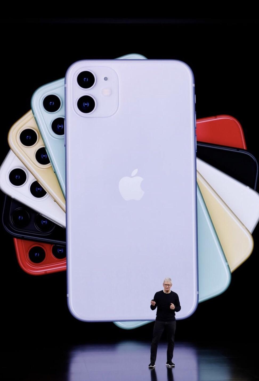 iphone 11, Pro ve Max Tanıtıldı