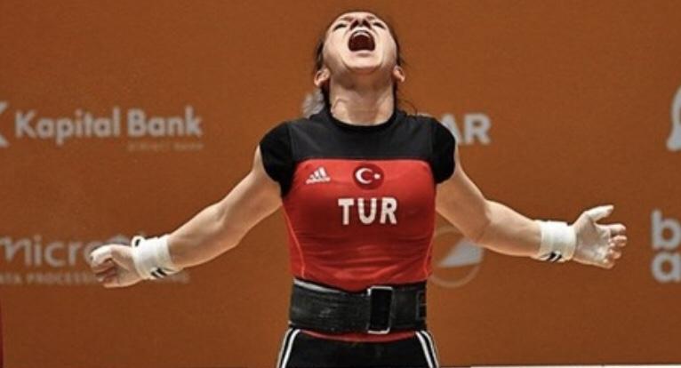 Şaziye Dünya Şampiyonu