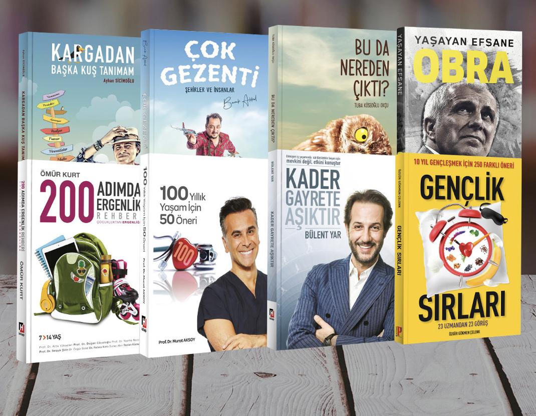 İstanbul Kitap Fuarı'nda  Hürriyet Kitap Milliyet Yayınları