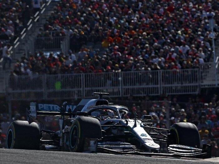 Hamilton Schumacher'in Yolunda