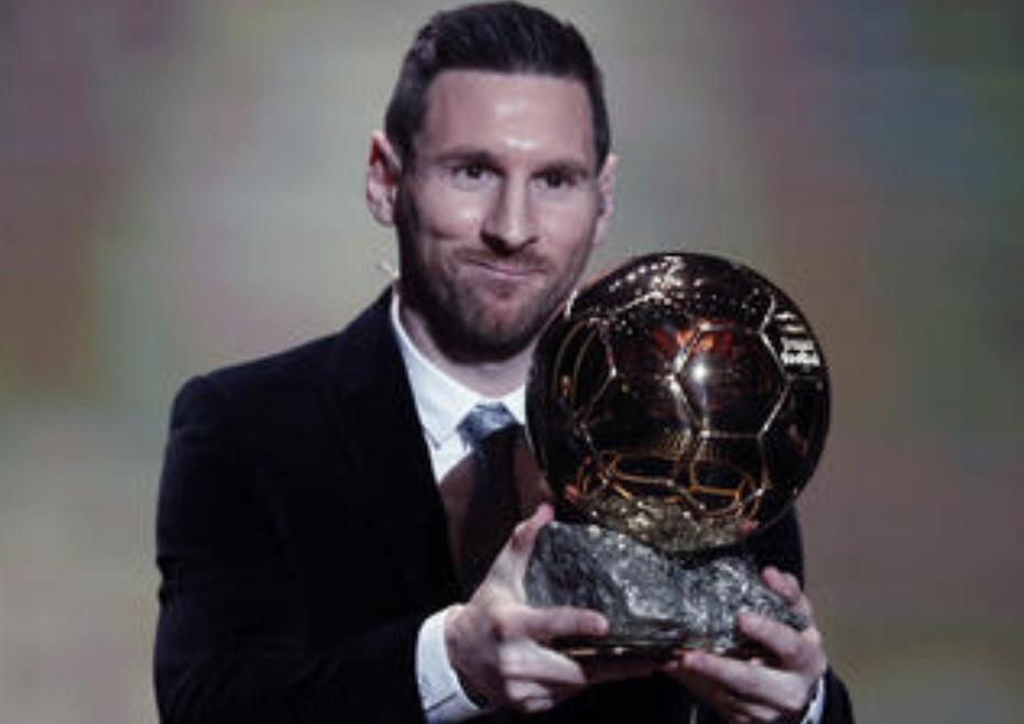 Messi Yine Kazandı